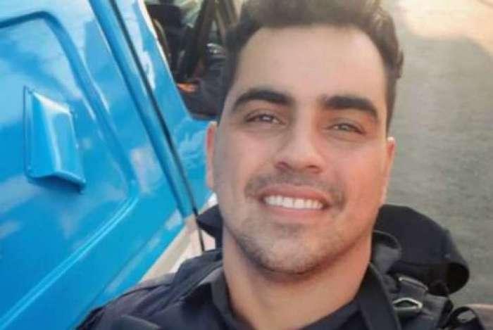 Policial Guilherme da Costa Penetra foi atingido na cabeça