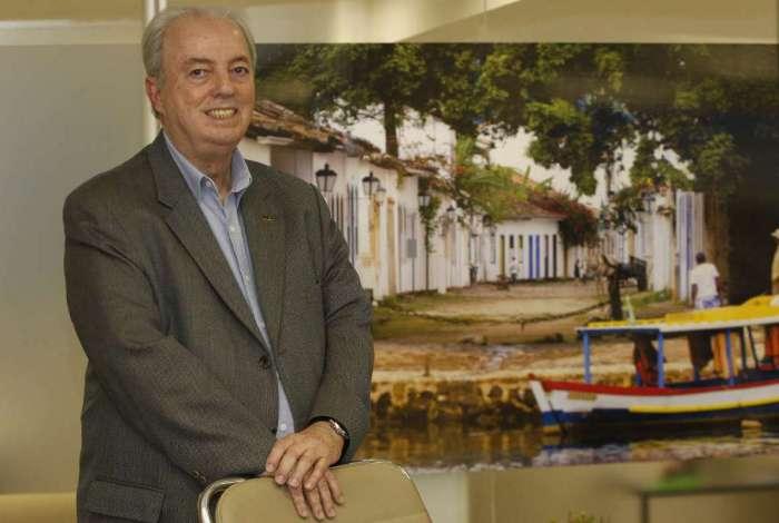 2018-08-28 - Entrevista com Nilo Sérgio Felix, Secretário de Estado de Turismo - SETUR, na sede do órgão. Foto de Alexandre Brum - CIDADE TURISMO DESENVOLVIMENTO ECONOMIA VIAGEM