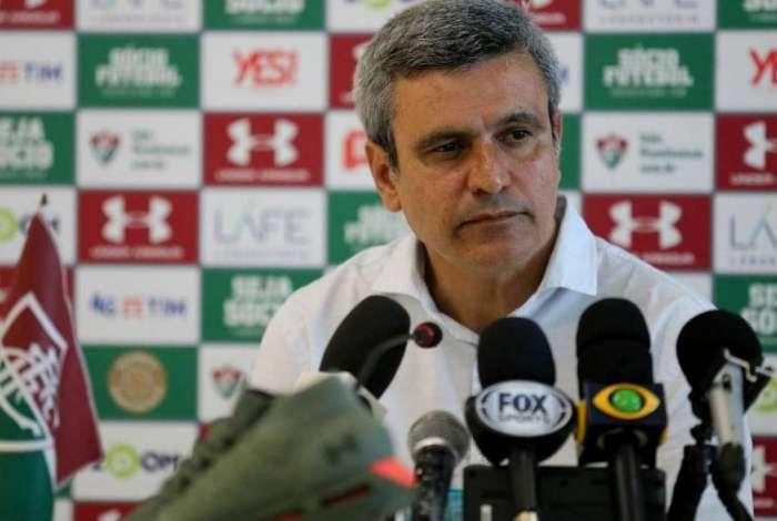 Médico do Fluminense falou sobre a situação de Pedro
