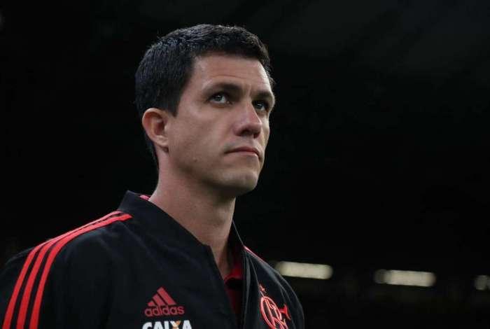 Barbieri lamentou a derrota para o Inter-RS