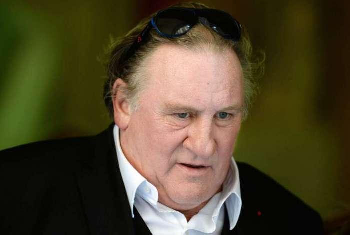 Gérard Depardieu é investigado por estupro e agressão sexual pelo Ministério Público de Paris