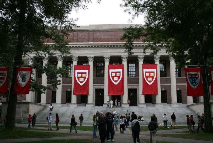 Biblioteca da Universidade de Harvard