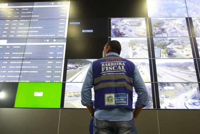 Criada em 2010 para aumentar a arrecadação do estado, a Barreira tem equipes de monitoramento no CICC