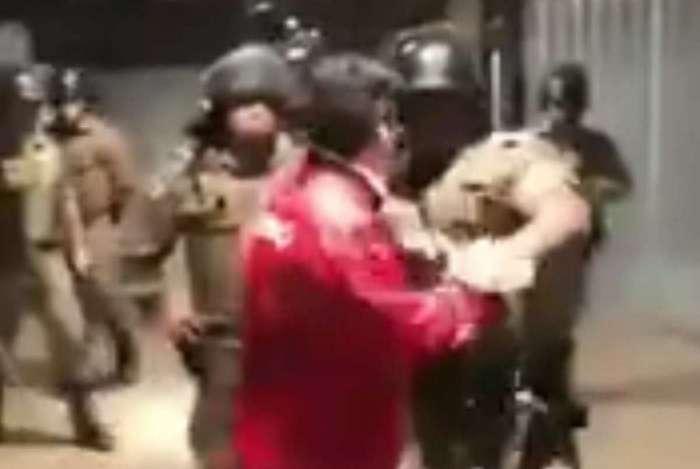 Torcedor do Flamengo é agredido em Minas