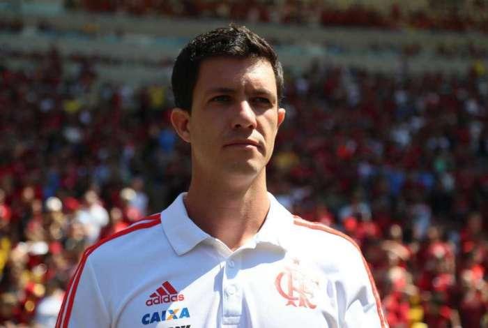 Mauricio Barbieiri, técnico do Flamengo