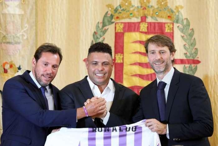 Ronaldo comprou 51% das ações do clube: negócio de R$ 143 milhões