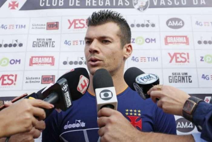 Wagner critica decisão do Vasco de jogar no Maracanã   Não ... c5df0158ab278