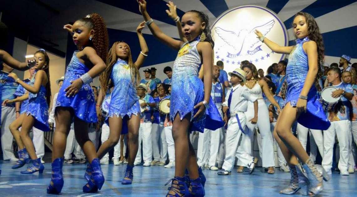Cantor Luiz Ayrão vai desfilar na Portela no Carnaval 2019