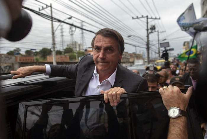 Bolsonaro é tema de 81% das notícias de baixa qualidade
