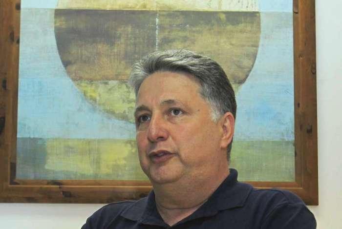 O candidato ao governo do Rio de Janeiro, Anthony Garotinho
