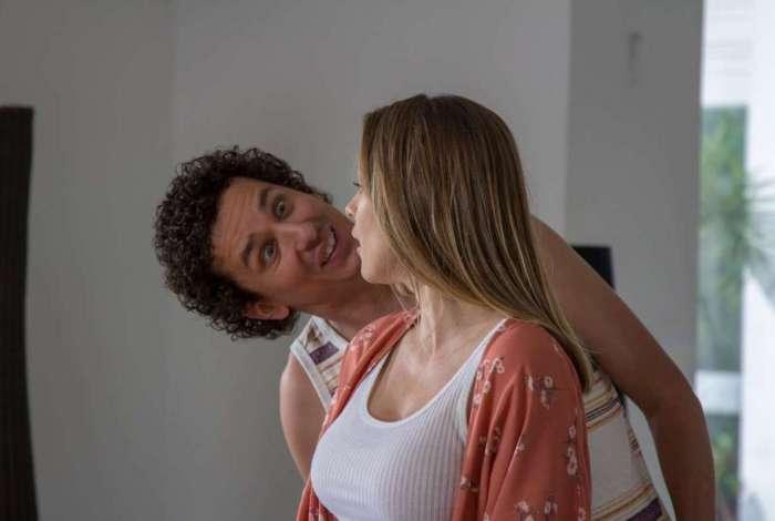 Rafael Portugal está no clipe de 'Alguns Defeitos'