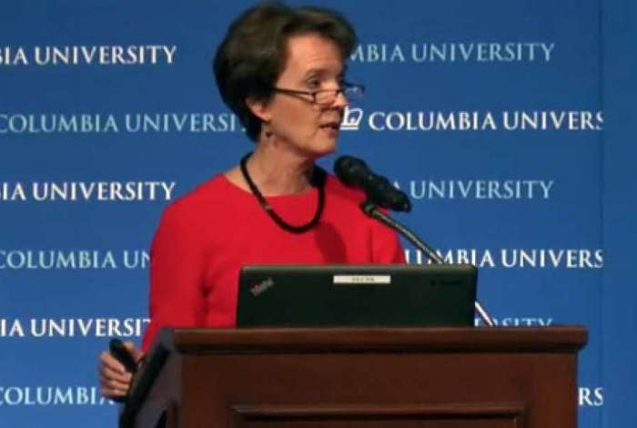 Sarah Cleveland é professora de Direito da Universidade de Columbia