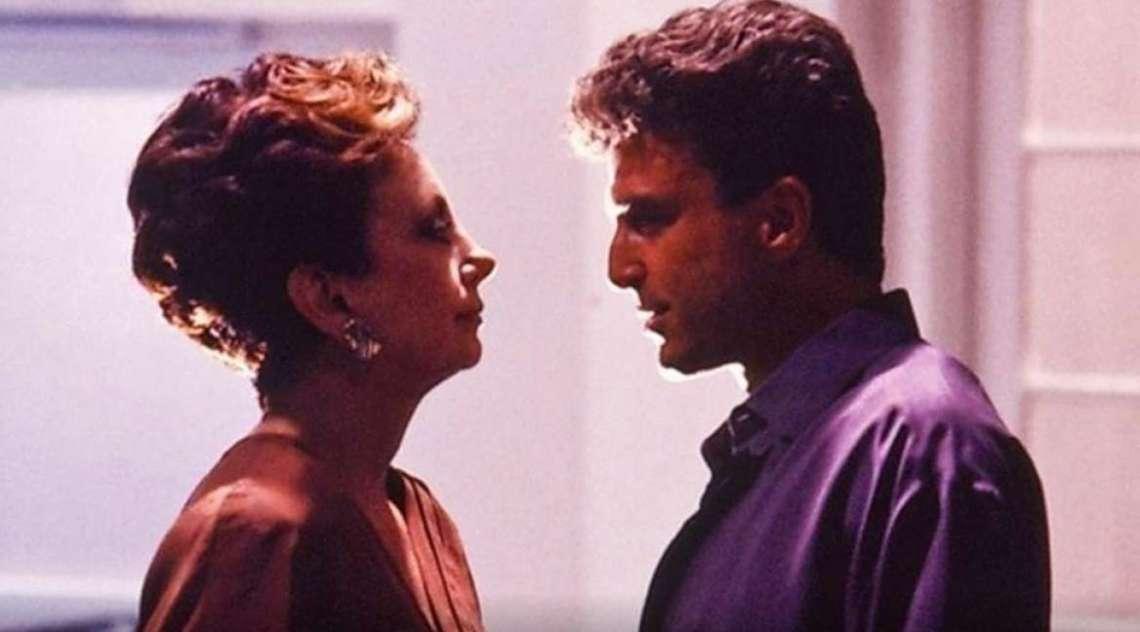 Atriz contracenou com Carlos Alberto Riccelli em 'Vale Tudo'