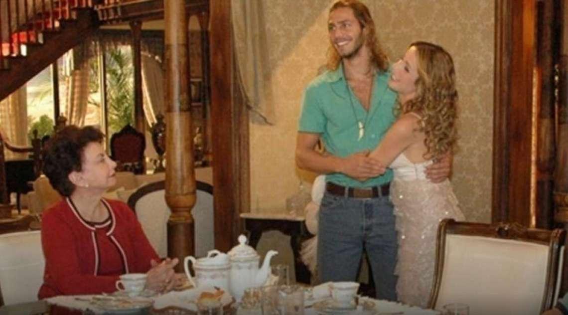 Na Record, após uma pausa na carreira, a atriz atuou na novela 'Bicho do Mato', de 2006