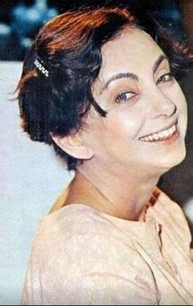 Atriz viveu a personagem Eunice na novela 'Champagne', de 1983