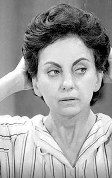 Beatriz Segall em cena de 'Sol de Verão', em 1982