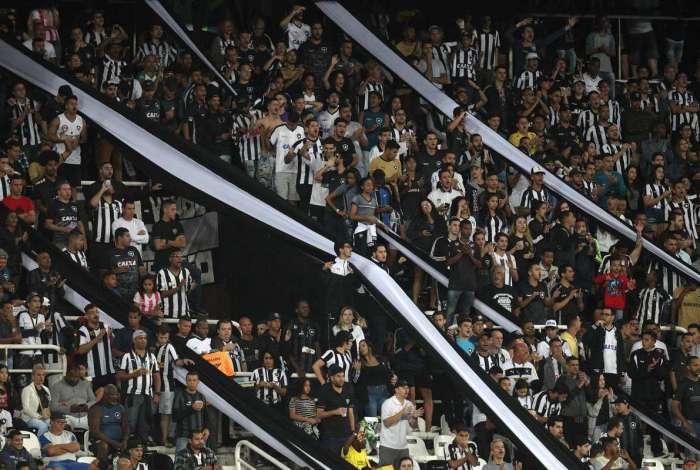 Botafogo tem desafio em casa no domingo