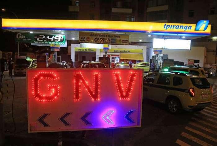 Com mudanças, expectativa é de que o preço do GNV caia