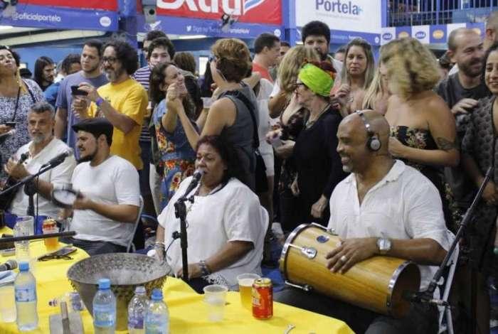 Roda de samba do Candongueiro acontecerá no próximo sábado