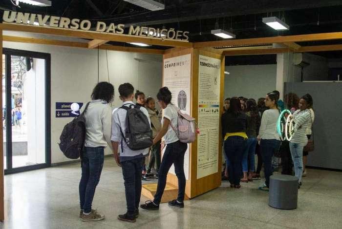 Museu Ciência e Vida, em Caxias, terá sessões no planetário, oficinas e exposições, de terça a sábado