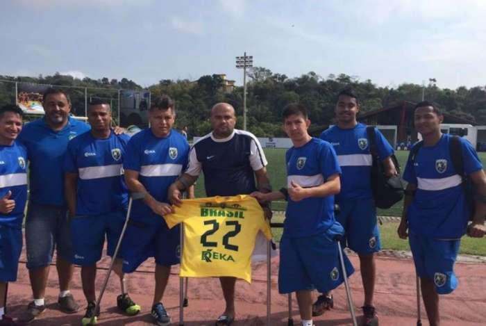 Seleção brasileira de futebol de amputados
