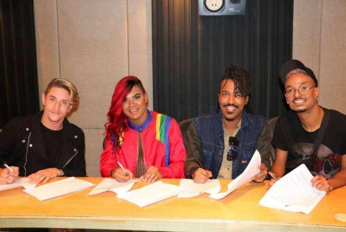 Coreógrafos de estrelas da música fecham com a Sony Music