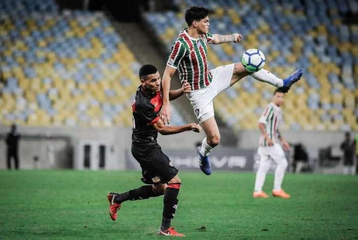 Fluminense ficou no empate por 0 a 0