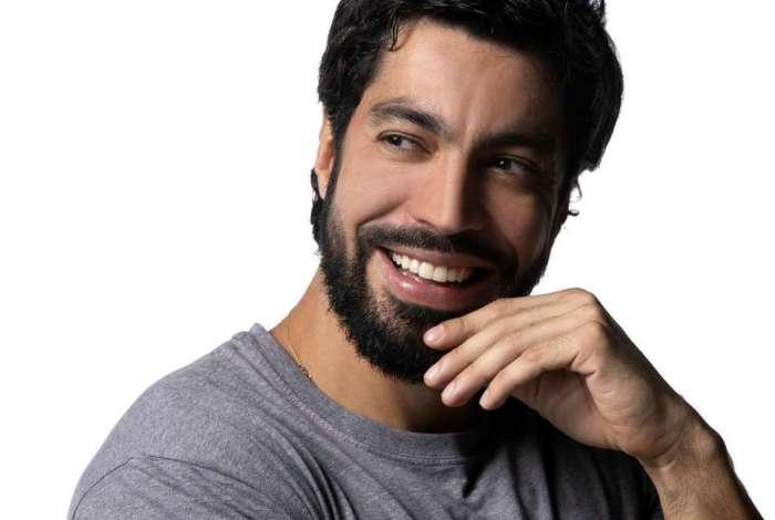 O ator Vandré Silveira