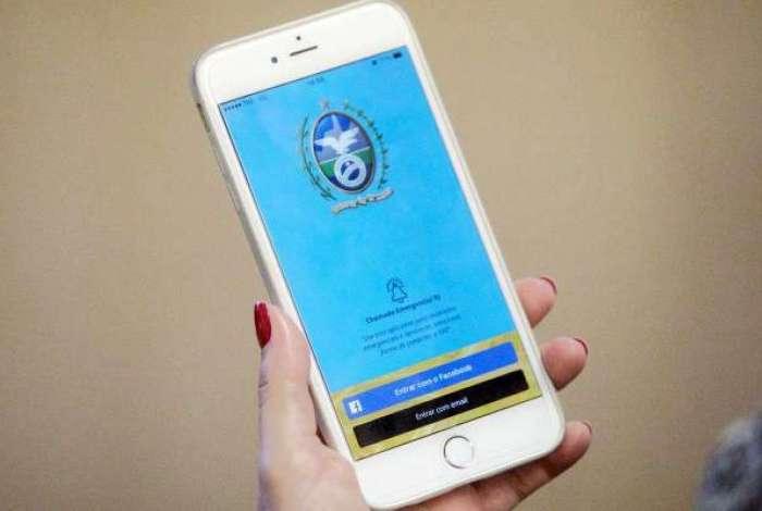 Governo do estado vai incluir no app