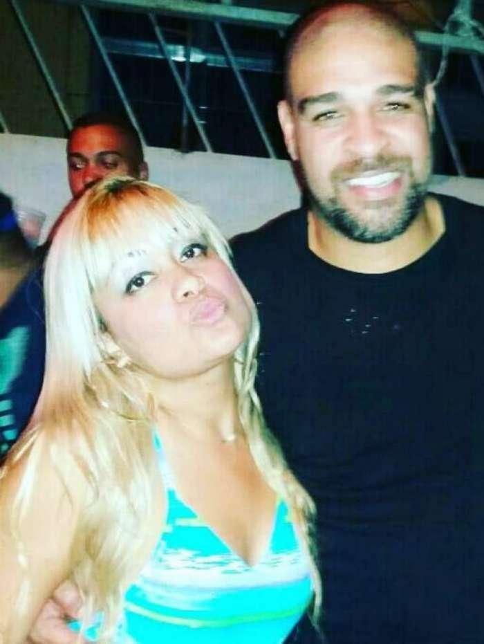 MC Cariokinha e Adriano Imperador