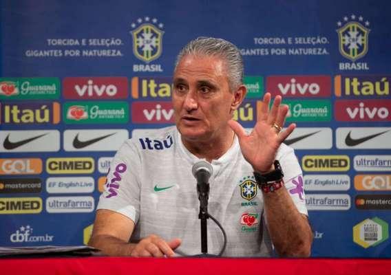 Tite admitiu problema de calendário em jogos da Seleção