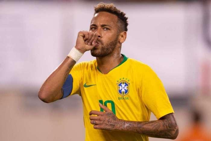 Neymar lança game para celulares