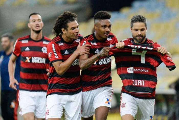 Diego pode deixar o Flamengo