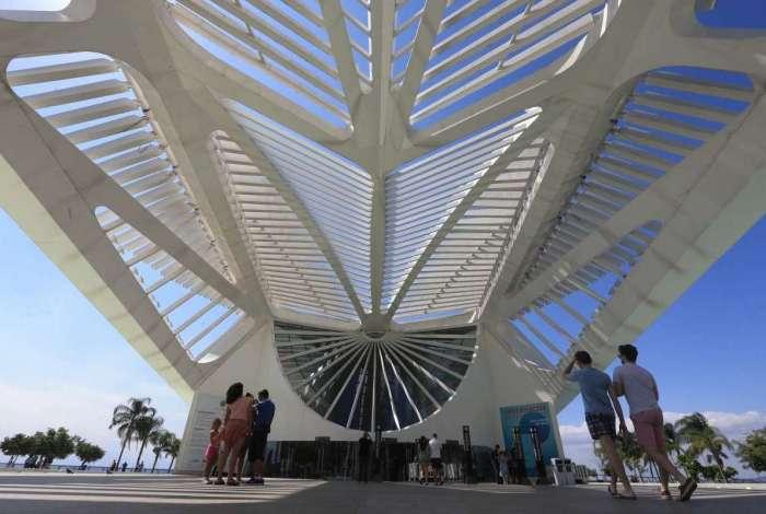 Museu do Amanhã vai sediar parte do evento