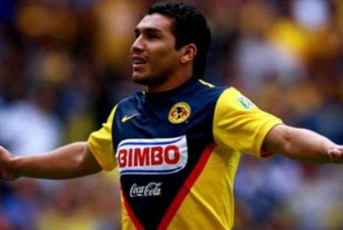 Salvador Cabañas nos tempos de jogador