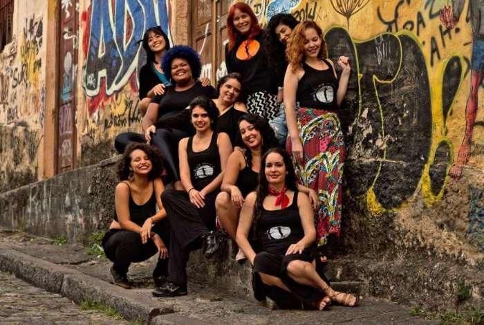 Coletivo Madalenas Rio: grupo teatral de mulheres feministas