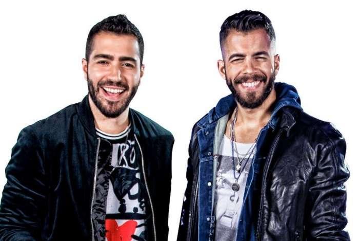 Rafa e Pipo Marques estreiam no Top 100 da Billboard