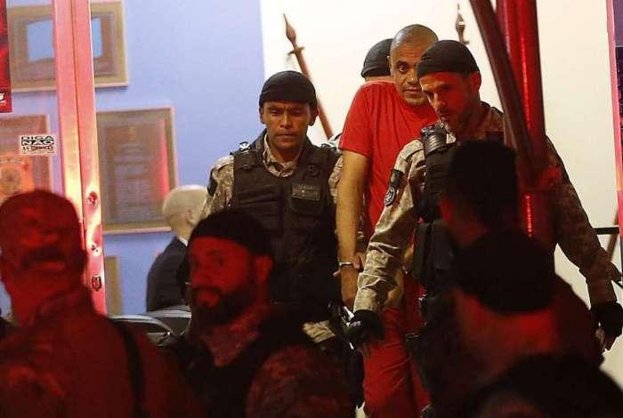 Adélio Bispo de Oliveira teria visitado a Câmara dos Deputados em 6 de agosto de 2013