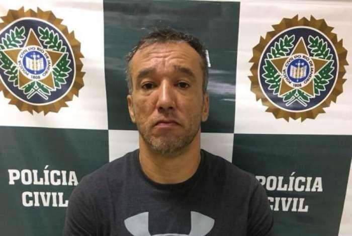 Fernando Francisco Sales, de 37 anos, foi preso no Rocha