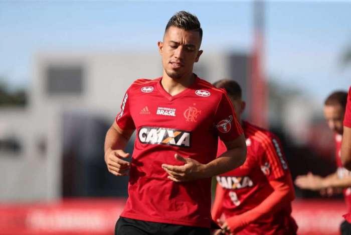 Atacante não enfrenta o Corinthians hoje f4e4b21cff18f