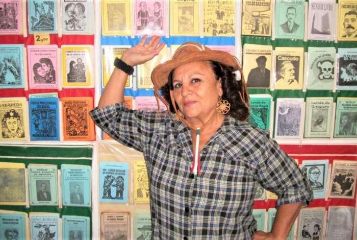 Especial Cordel, Um título histórico - Dalinha Catunda. Foto - Divulgação