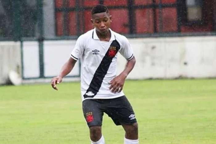 Morre jogador da base do Vasco Isaque Souza