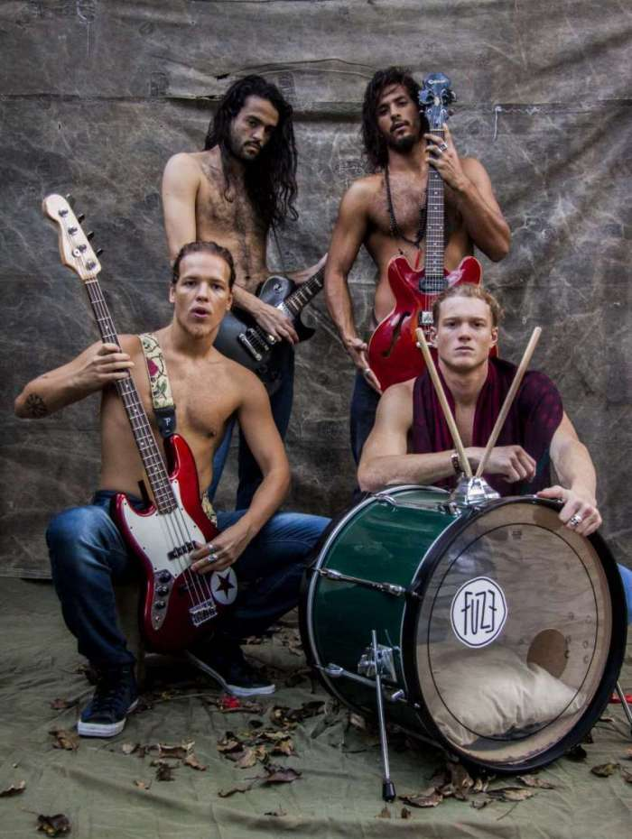 A banda Fuze lança clipe