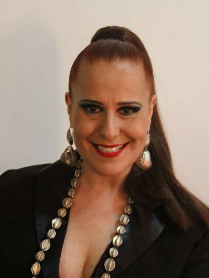 A cantora Ithamara Koorax