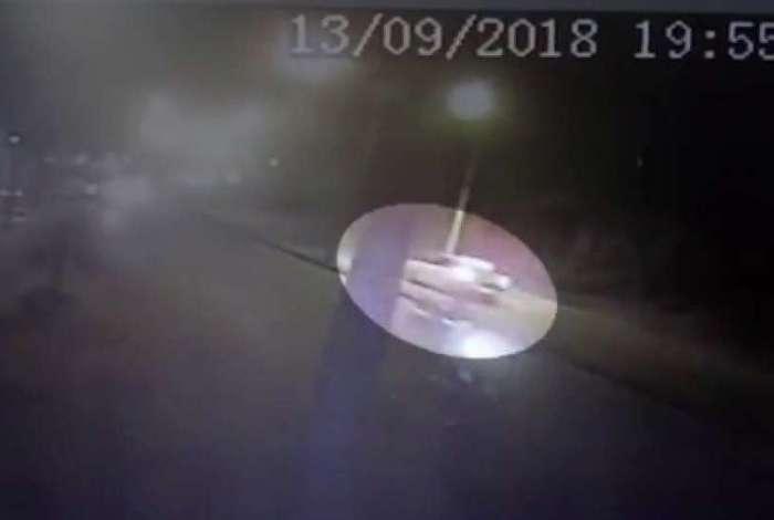 Polícia Civil tem imagens do momento do acidente que matou idosa e duas crianças