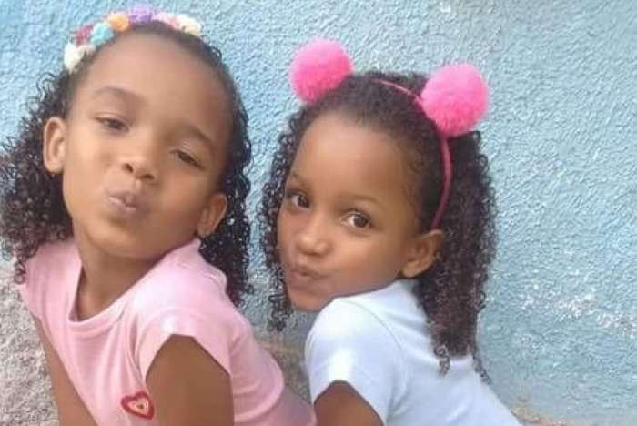 Ana Clara, de 7 anos, e Ana Carolina, de 5, foram encontradas mortas