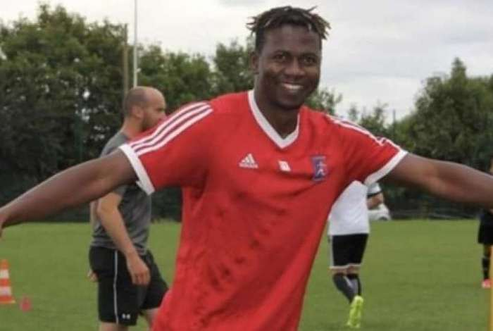 Mamadou Camara morreu aos 26 anos