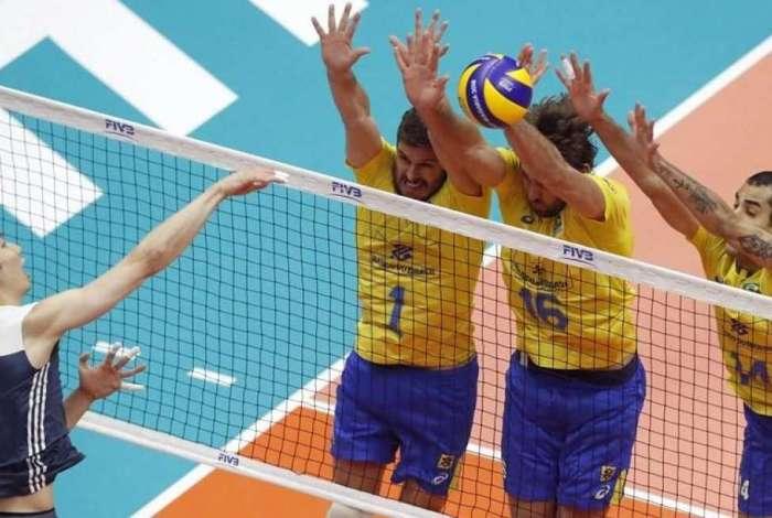 Brasil venceu mais uma