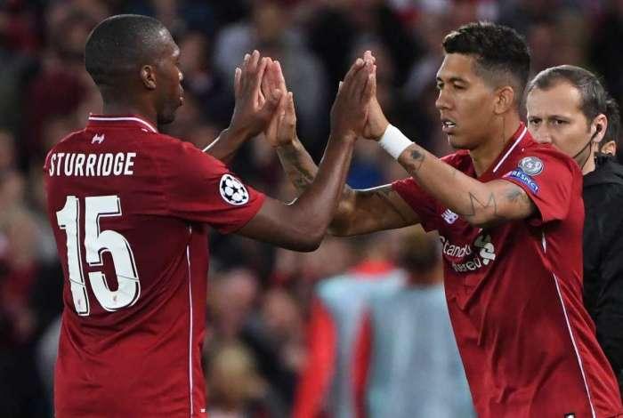 Firmino foi decisivo para o Liverpool