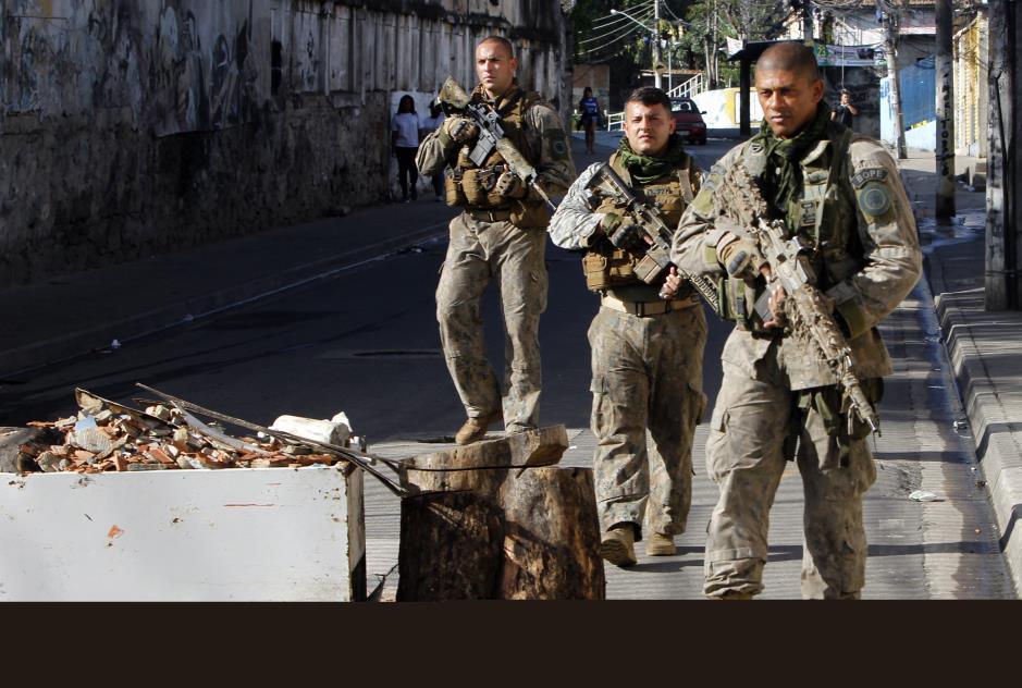 Operação  do Bope no Complexo de Favelas do Lins zona Norte do Rio Foto  Severino  Silva Agencia O Dia